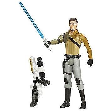 Star Wars Rebels - Kanan Jarus - Figurines 9 cm