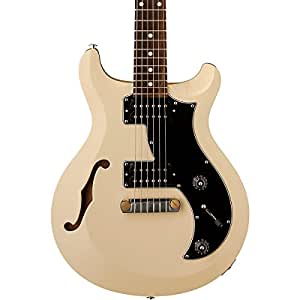 prs s2 mira semi hollow electric guitar antique white musical instruments. Black Bedroom Furniture Sets. Home Design Ideas
