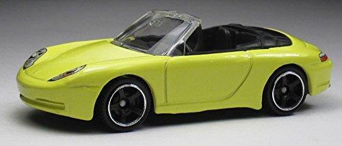 Matchbox Porsche 911 Carrera Cabrio hellgelb jetzt bestellen