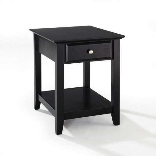 Cheap Crosley End Table With Storage Drawer (B009PWF3BK)