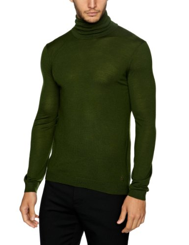 Pringle MF839 Men's Jumper Forest Green Large