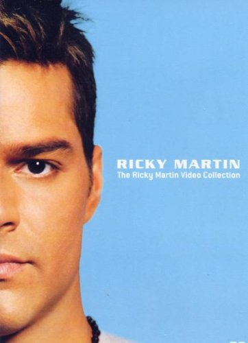 Ricky Martin - The Ricky Martin Video Collection (1999) [DVD]