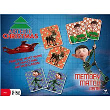 Arthur Christmas Memory Match Game by Cardinal - 1