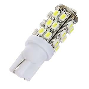 2x T10 168 194 W5W veilleuses Ampoule Lampe 28 LED SMD blanc xenon Pour voiture auto