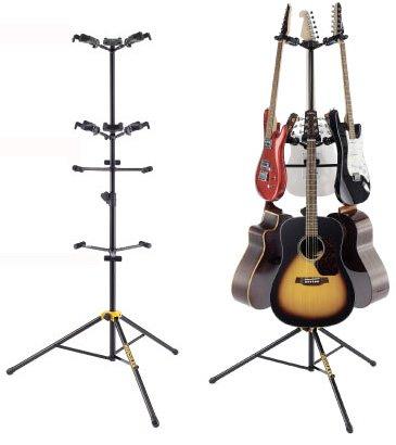 HERCULES GS526B ギタースタンド 6本設置可能ツリー型スタンド