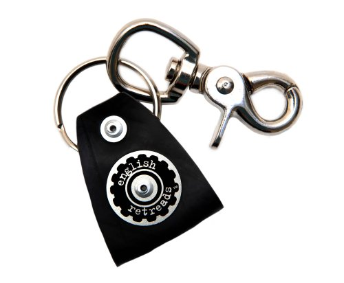 Key Ring Made in the USA Eco-friendly Recycled