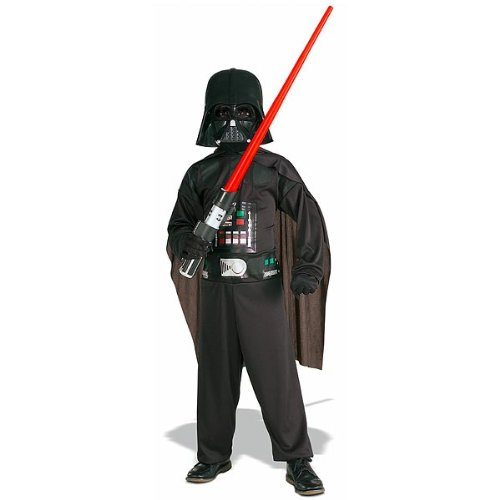 "Star Wars Kinder-Kostüm ""Darth Vader"" S"