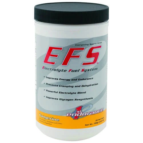 First Endurance E3 Energizing Sports Drink Mix – 25 Servings