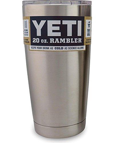 Yeti None Yeti Coolers Rambler 20 Oz. Tumbler