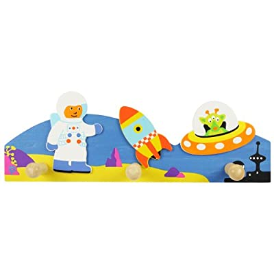 Bigjigs Toys BJ964 Space Coat Hook