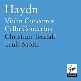 Haydn: Violin & Cello Concertos