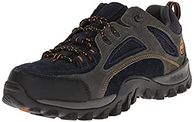 Timberland PRO Men's 61009 Mudsill Low Steel Toe Oxford,Blue/Blue,7 M