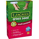 EverGreen Multi Purpose Grass Seed 840g Quality Grass Seed 4 Hard-Wearing Lawns