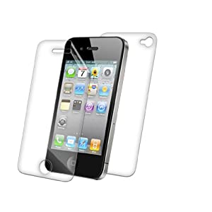 ZAGG invisibleSHIELD for Apple iPhone 4 (Full Body)