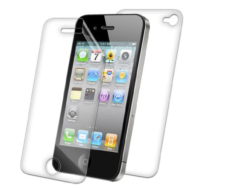 ZAGG invisibleSHIELD for Apple iPhone 4/4S (Full Body)