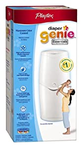 Playtex Diaper Genie Essentials Diaper Disposal Pail (Discontinued by Manufacturer)