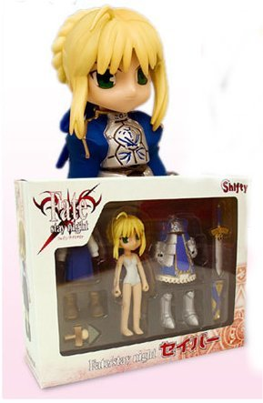 Fate/Stay Night : Saber Shifty Nendoroid PVC Figure