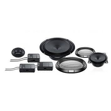 Audison aPK 163 3-parleurs 2 voies 16,5 cm - 163 aPK kIT 3Way aP - 1, aP - 6.5 xOVER grilles 4 aP