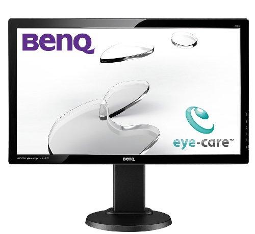 BenQ GL2450HT 24 inch W 1080p Full HD HDMI LED Monitor - Black