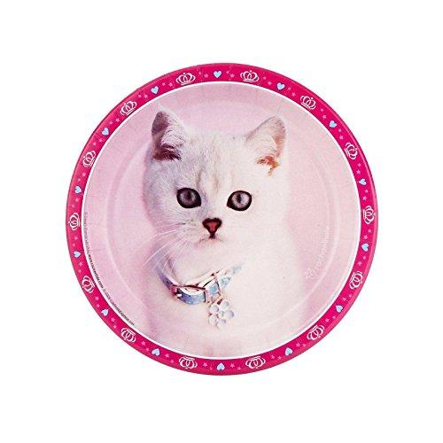 rachaelhale Glamour Cats Dessert Plates (8)