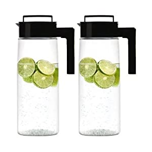 Takeya Airtight Drink Maker Pitcher / Jug, Set of Two