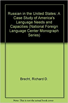 An analysis of the official language of the united states