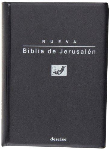 Biblia de jerusalén de bolsillo modelo 0