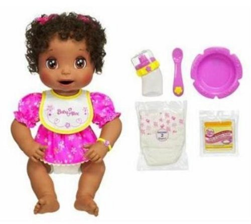Hasbro Baby Alive African American Doll