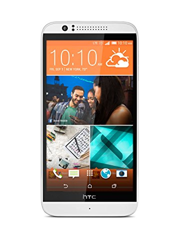 HTC Desire 510 A11 White - No Contract Phone Boost