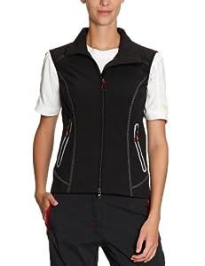 Northland Professional Damen Weste Storm Tech Sella Longsleeve Vest, black, 38, 02-03797