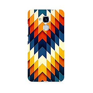 Mobicture Up or Down Premium Printed Case For Huawei Honor 5c