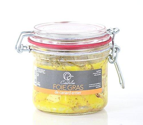 Foie Gras de Canard entier, IGP Gers, conserve 300 g