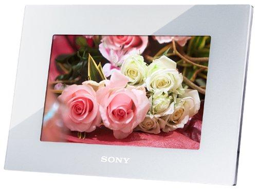 SONY デジタルフォトフレーム XR80 シルバー DPF-XR80/S