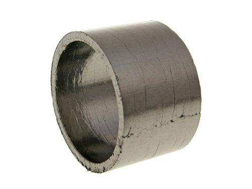 Joint de pot d'échappement 38x44x28mm graphite pour Aprilia, Gilera, Honda, Piaggio, Yamaha Maxi