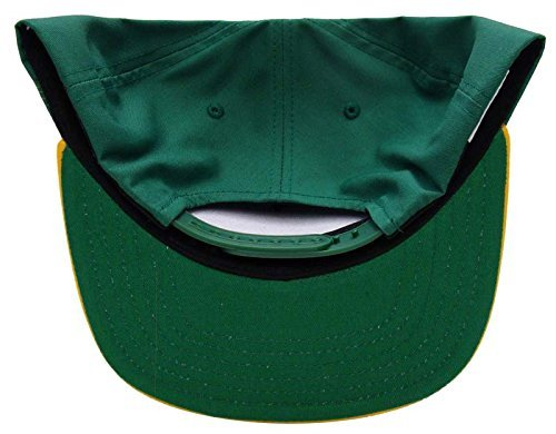 Oakland Athletics A's MLB American Needle Outfield Retro Flat Brim Snapback Cap