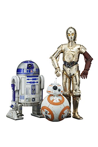 ARTFX+ STAR WARS R2-D2 & C-3PO with BB...