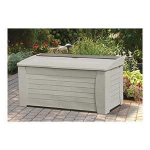 Suncast Deck Box, 127-Gallon