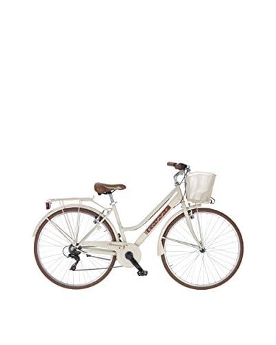 Coppi Bicicleta Trekking Acero Sorrento Crema