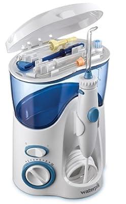 WATERPIK Ultra Water Flosser WP-100 Munddusche Zahnreinigung Hygiene 8 Aufsätze