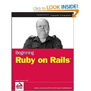 Beginning Ruby on Rails (Wrox Beginning Guides)
