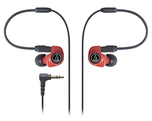 Audio-Technica Ath-Im70 Dual Symphonic-Driver In-Ear Monitor Headphones(Japan Import)
