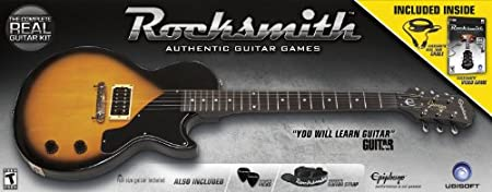Rocksmith Guitar Bundle for Guitar and Bass