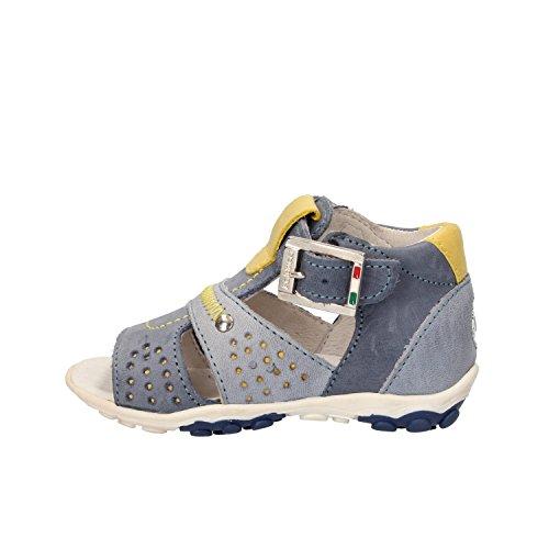 BALDUCCI sandali bambino blu pelle AF350 (20 EU)