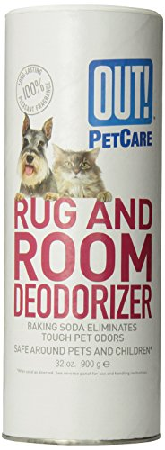 Out! Rug and Room Deodorizer Carpet Powder, 32-Ounce (Soda Can Ashtray compare prices)