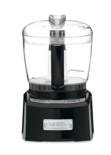 Brand New Cuisinart CH-4BK Cgr 4-cup Chopper Grinder Blk (ch4bk) (Pet Food Grinder compare prices)