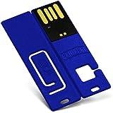 FoldIT B-0710-286-8G CustomUSB USB Flash Drive - 8GB - Blue