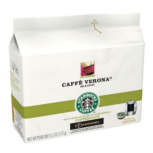 Gevalia 67002 Starbucks Caffè Verona Coffee
