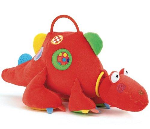 Hoolaroo Dino Boing Toy by Jellycat