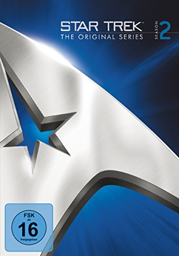Star Trek - The Original Series, Season 2 [8 DVDs]