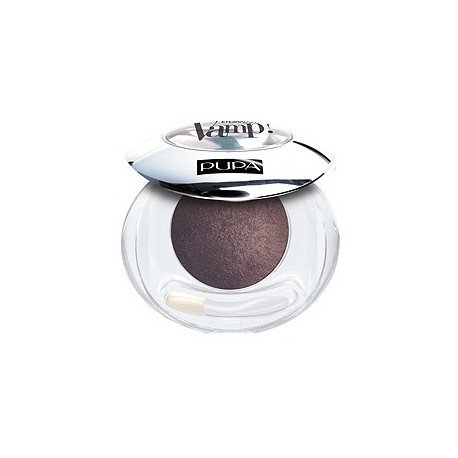 Vamp Wet&Dry Eyeshadow Ombretto Cotto Doppio Uso Tonalità 402 Brown Grey